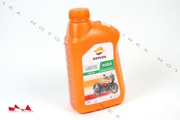 REPSOL Moto Rider 4T 15W-50