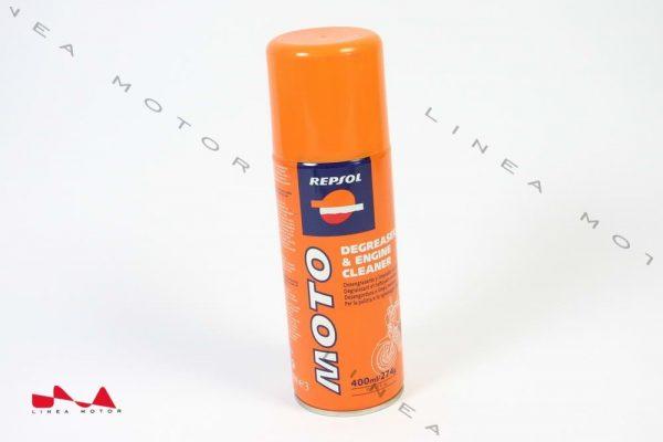 REPSOL Moto Degreaser & Engine Cleaner Spray