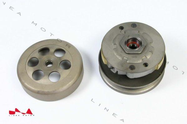 KUPLUNG KOMPLETT (2T) 105 mm